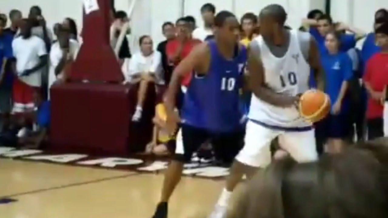 303190391f6 Kobe Bryant Pre Olympics 2008 Scrimmage | Nike Kobe Camp - YouTube