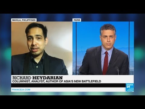 Prof. Richard Heydarian Interview FRANCE24 on Duterte and Mindanao