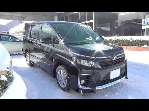 2014 New Toyota Voxy Zs Exterior Amp Interior Youtube