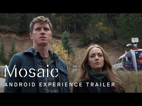 Mosaic from Steven Soderbergh: Android Experience