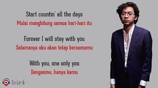 One Only - Pamungkas 🇮🇩🇮🇩 (Lyrics video dan terjemahan)