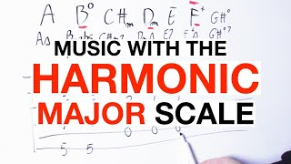 This Scale Sounds SO GOOD: The Harmonic MAJOR Scale