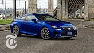 2016 Lexus RC F | Driven: Car Reviews | The New York Times