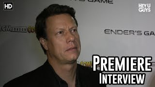 Gavin Hood Interview - Ender's Game London Premiere