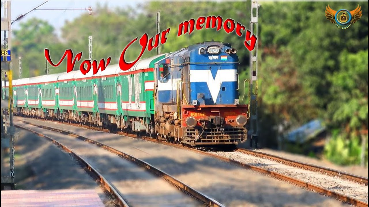 International Maitree Express Now Our Memory in Eastern railway