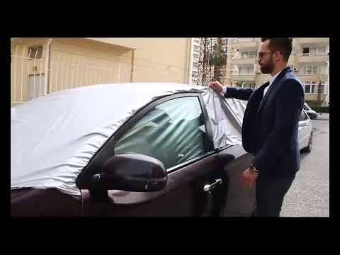 The Fastest And Easiest Car Cover Ever Youtube
