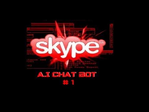 Skype - AI Chat Bot