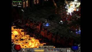 Diablo 2 Lord of destruction, asesina de trampas