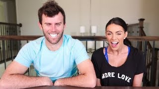 IF YOU LAUGH YOU LOSE!!! | Brodie & Kelsey