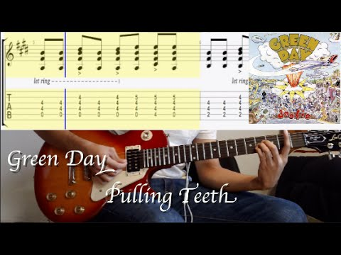 Cómo Tocar Pulling Teeth - Green Day
