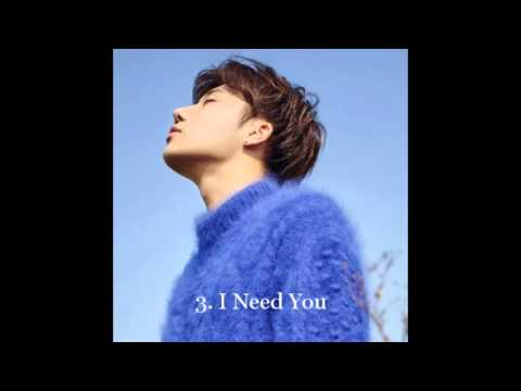 Kim Sunggyu Solo and Duet Collections