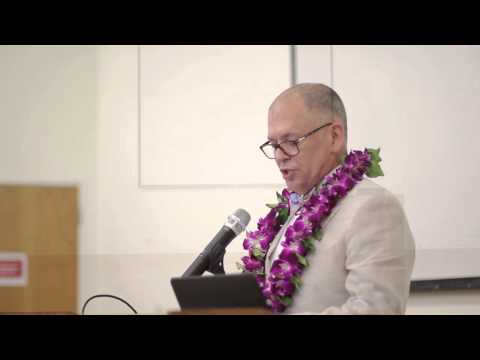 UOG Presidential Lecture Series - Jim Obergefell
