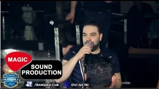Florin Salam - Daca existi in vise - Club Tranquila LIVE 2015 , manele noi, salam 2015, ma ...