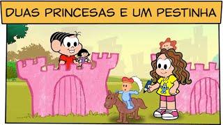 Duas princesas e um pestinha | Turma da Mônica thumbnail