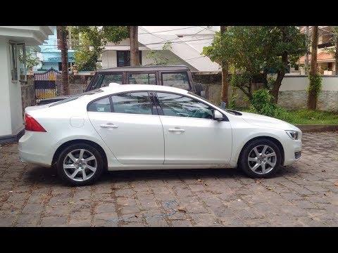 Volvo S60 D4 – Single Owner Used Car For Sale in Kochi