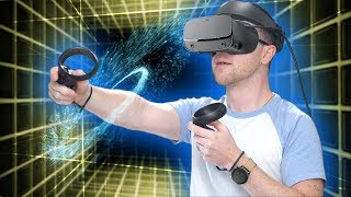 unboxing the oculus rift s