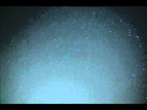 しし座流星群 星の海