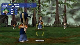 Dolphin Emulator 4.0.2 | Backyard Baseball [1080p HD] | Nintendo GameCube