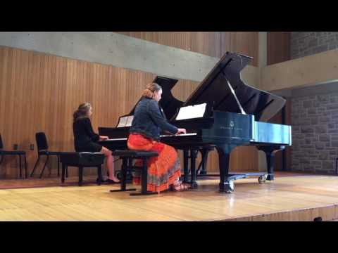 Anitra's Dance - Grieg For Two Pianos
