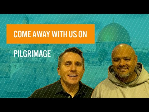 Come with us on Pilgrimage!