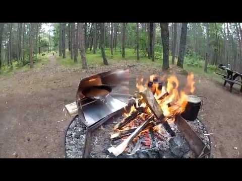 Diy Swedish Reflector Oven Youtube