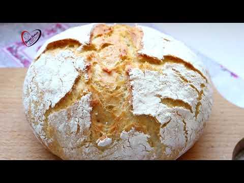 Bakina kuhinja -trik kako napraviti domaći hrskavi hleb