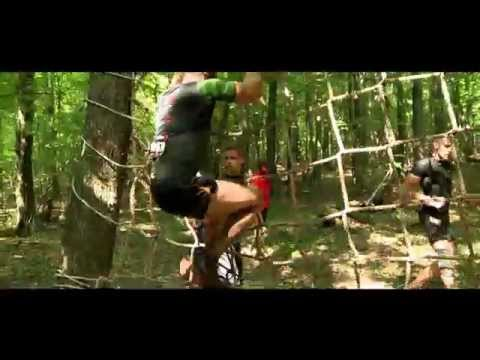 Spartan SPRINT Vechec, 2014 Slovakia, official video Spartan Race