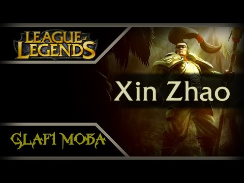 видео: Гайд Ксин Жао Лига Легенд - guide xin zhao league of legends - ЛоЛ Гайд Ксин Жао