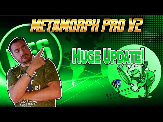 MetaMorph Pro V2 Is Here! The Only DEX Exchange You Need!