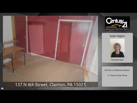 137 N 4th Street, Clairton, PA 15025