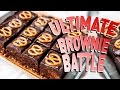 THE ULTIMATE BROWNIE BATTLE