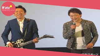 布袋寅泰(56)が20日、DVD&ブルーレイ「HOTEI Parad...