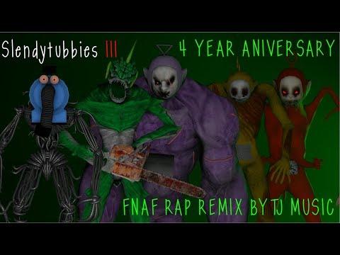 [SFM] Slendytubbies - JT Music Remix - FNAF/TJOC Rap (Original Version)