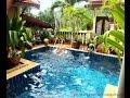 Tour of Baan Sijan Villa Resort, Koh Samui, Thailand