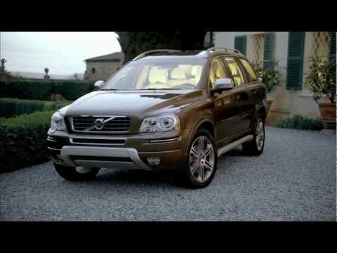 Volvo XC90 commercial 2012