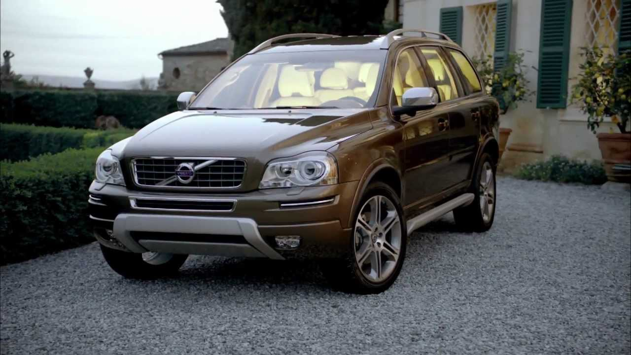 Volvo Xc90 Commercial >> Volvo Xc90 Commercial 2012 Youtube