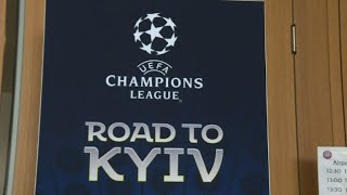 Football: Champions League quarter finals draw