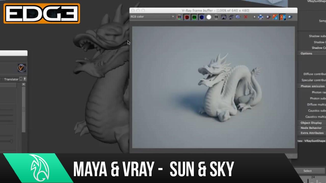 Maya vray character concept design | cmivfx.