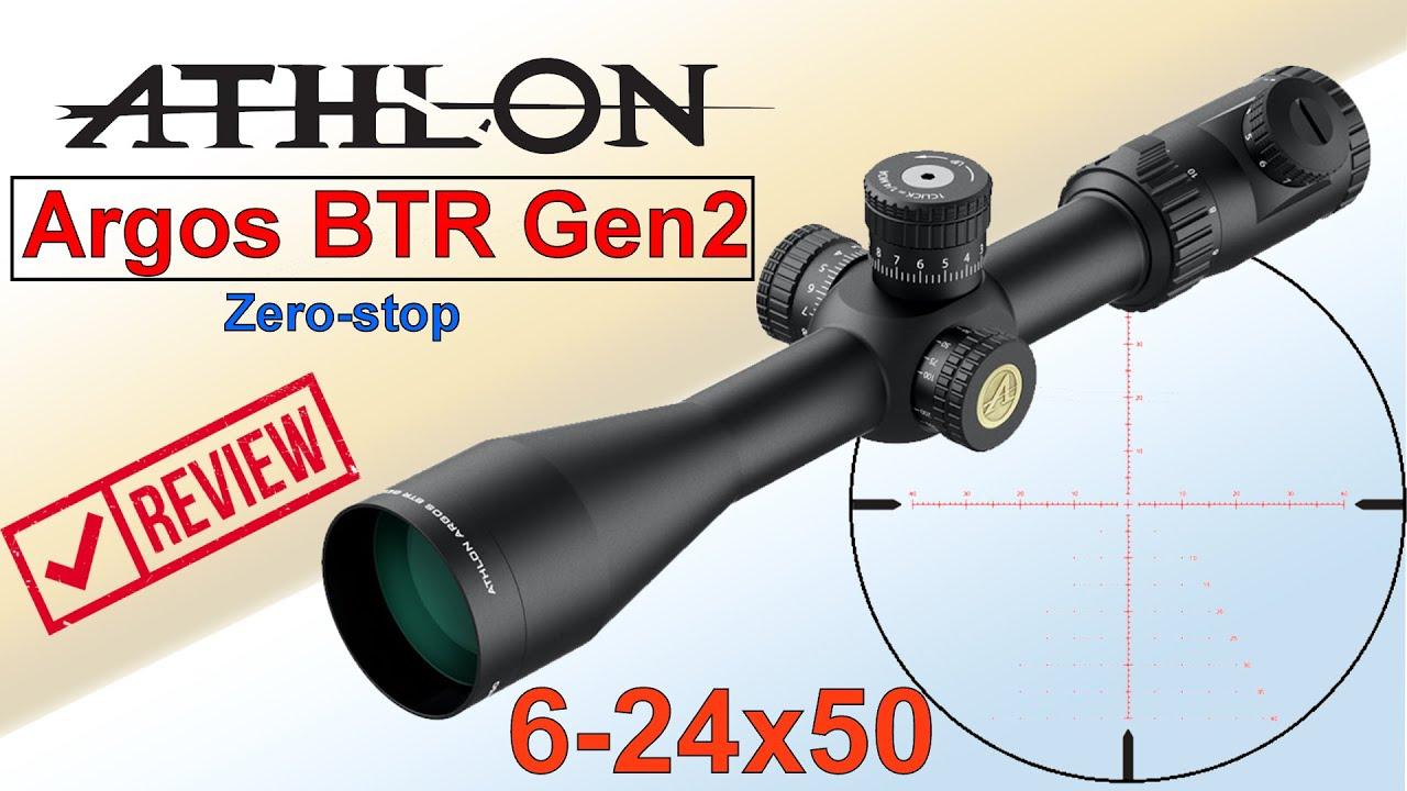 Athlon Argos BTR GEN2 6-24x50 review