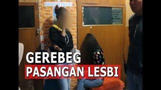 10 pasangan lesbian ditangkap razia Satpol PP