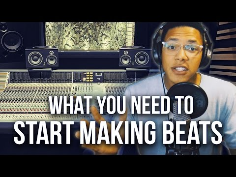 How To Start Making Beats | All Equipment You Need To Know About
