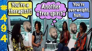 4 black women discuss their dating disappointments and blame everyone & everything BUT THEMSELVES
