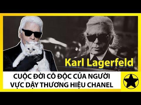"""""""Phù Thủy Thời Trang"""" Karl Lagerfeld -  Cuộc Đời Cô Độc Của Người Vực Dậy Thương Hiệu Chanel"""