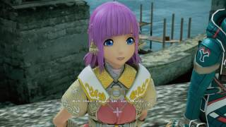 Miki gets out of the sister zone with Fidel - Star Ocean Integrity and Faithlessness