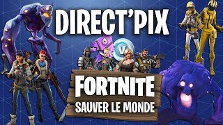 Fortnite Save the World - Event Chrome and Helps Viewers