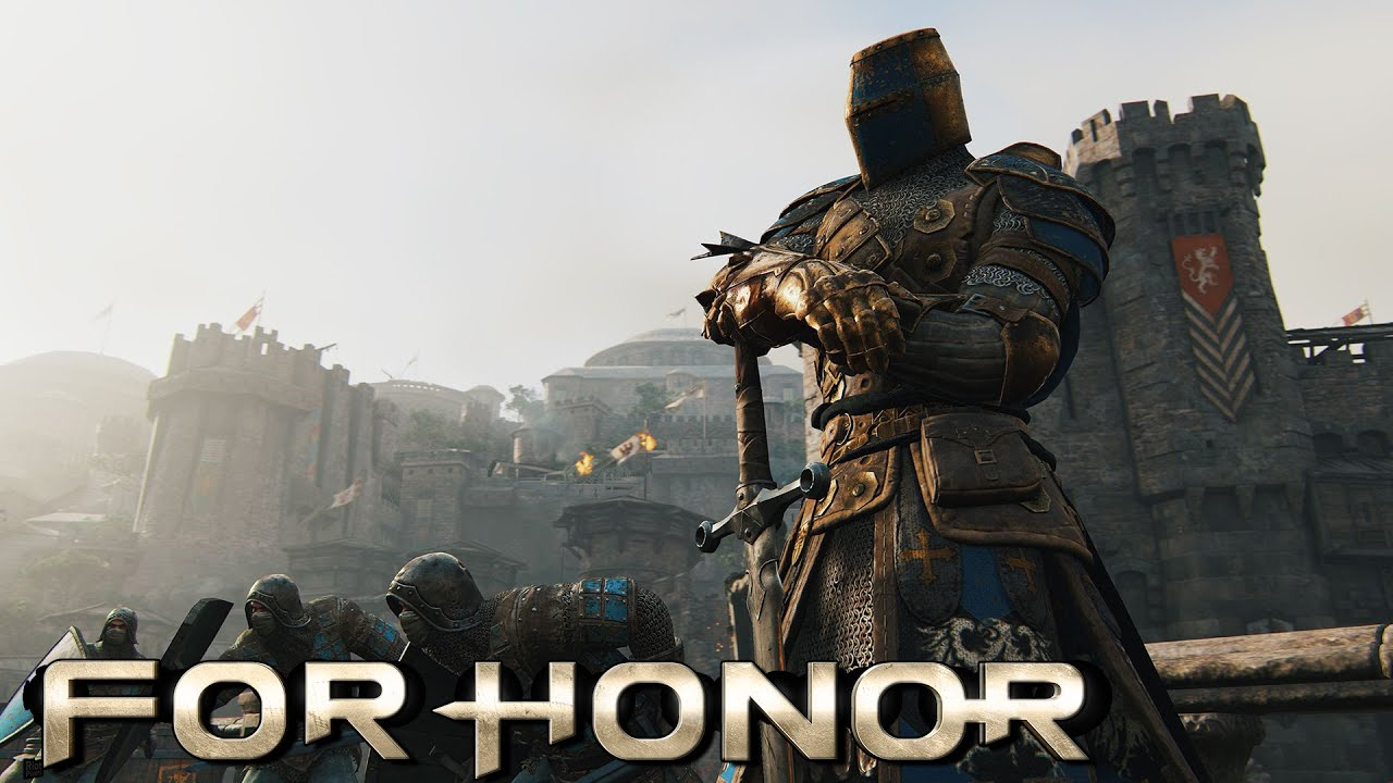 For Honor : GAMEPLAY EXCLUSIF