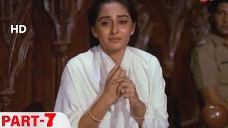 जाया प्रदा ने मांगी औलाद की भिक Aulad - Movie In Parts 07 | Sridevi Jaya Prada