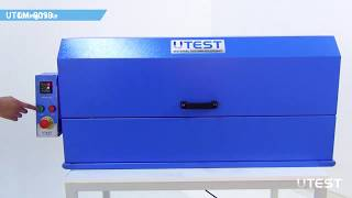 UTCM 0090, Jolting Table, EN