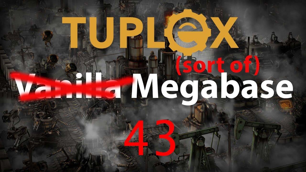 Factorio Extended Megabase #43 - Smelting upgrades - Видео онлайн