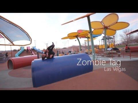 Zombie Tag & Capture the Flag: Parkour Edition